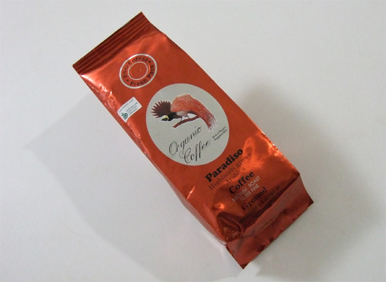 パプアニューギニアのコーヒー_c0193735_1491413.jpg