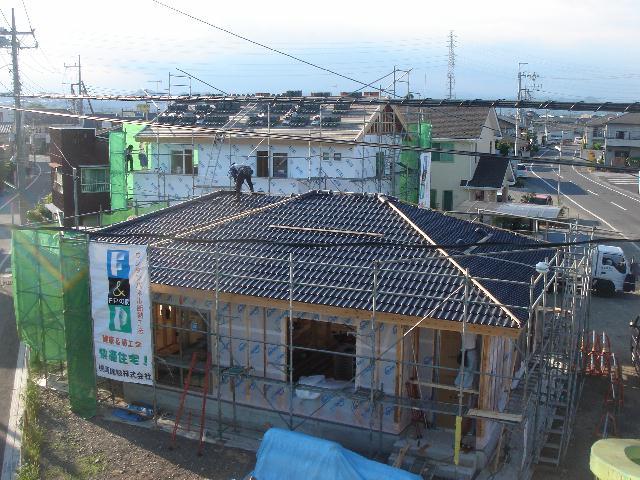 佐野市にて構造見学会_e0131560_10143562.jpg