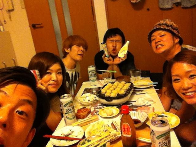 5th Aniversary☆ いかす_f0174088_684524.jpg