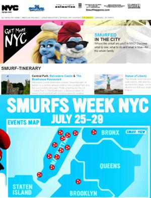来週7/25からスマーフがニューヨークをジャックします_b0007805_1356399.jpg