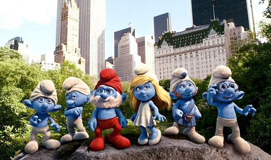 来週7/25からスマーフがニューヨークをジャックします_b0007805_1356481.jpg