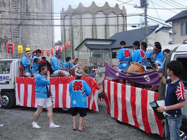 祭りを通じて伝統、コミュニティを守り、育てる西仲町_f0141310_6595162.jpg