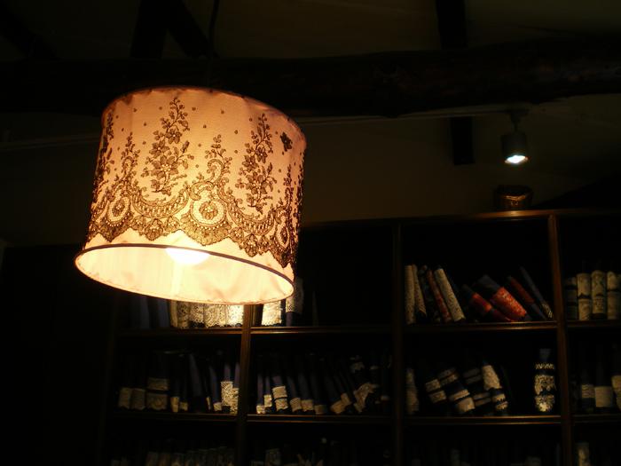 Rika Ogasawara のランプシェード_b0117913_1119398.jpg