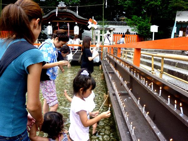 下鴨神社 みたらし祭り_e0048413_1959184.jpg