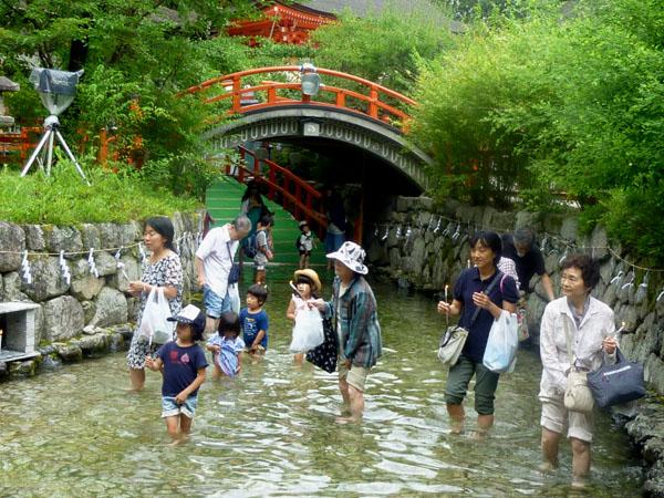 下鴨神社 みたらし祭り_e0048413_1959551.jpg