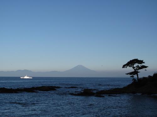 秋谷海岸 散歩(2)_d0150720_1150272.jpg