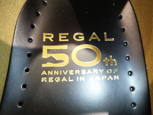 リーガル50周年モデル!!_b0226322_14525962.jpg