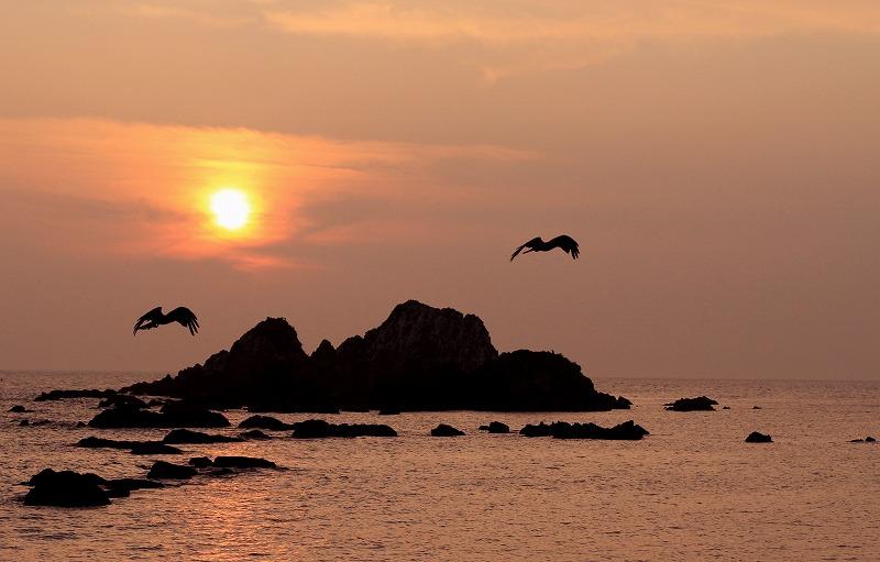 壁島の夕陽_d0074828_21411936.jpg