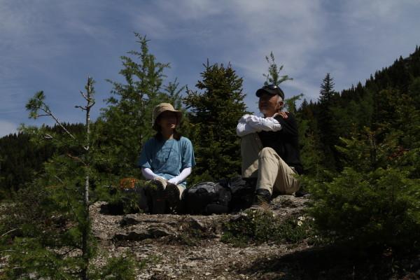 Yご夫妻と日帰りハイキングへ_d0112928_13262741.jpg