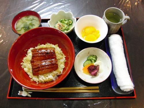お食事 ~ 丑の日 うな丼 ~_e0222340_17495550.jpg