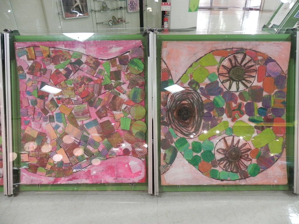 セルシーのキッズクラフト展/Kidscraft Exhibition at Selcy _d0076558_11591555.jpg