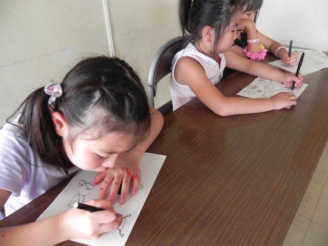 セルシーのキッズクラフト展/Kidscraft Exhibition at Selcy _d0076558_12275340.jpg
