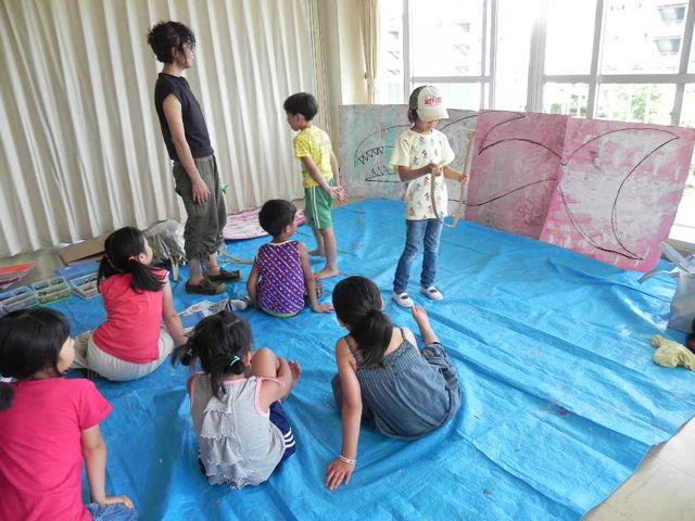 セルシーのキッズクラフト展/Kidscraft Exhibition at Selcy _d0076558_130122.jpg
