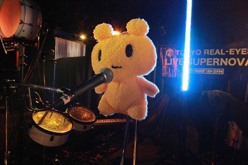 """【ライヴレポート】J-WAVE TOKYO REAL-EYES """"LIVE SUPERNOVA Vol.62""""_e0197970_13315484.jpg"""
