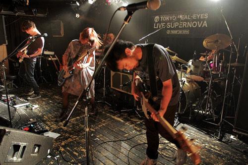 """【ライヴレポート】J-WAVE TOKYO REAL-EYES """"LIVE SUPERNOVA Vol.62""""_e0197970_13321970.jpg"""