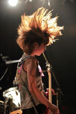 """【ライヴレポート】J-WAVE TOKYO REAL-EYES """"LIVE SUPERNOVA Vol.62""""_e0197970_13322659.jpg"""