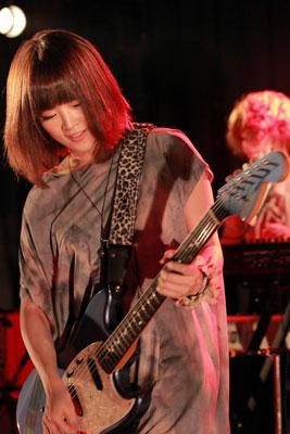 """【ライヴレポート】J-WAVE TOKYO REAL-EYES """"LIVE SUPERNOVA Vol.62""""_e0197970_1332921.jpg"""