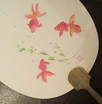 金魚の描き方 _f0176370_1922597.jpg