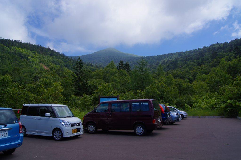 7月21日、徳舜瞥山、ホロホロ山と樽前山-その1-_f0138096_18512970.jpg