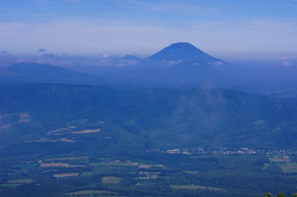 7月21日、徳舜瞥山、ホロホロ山と樽前山-その1-_f0138096_18513996.jpg