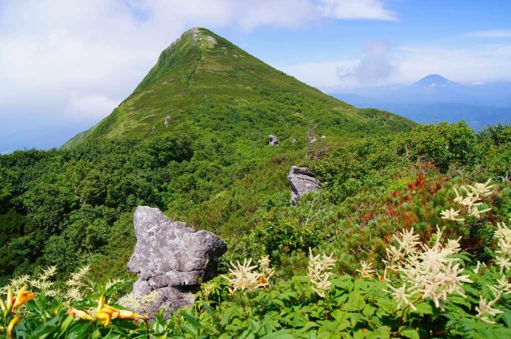 7月21日、徳舜瞥山、ホロホロ山と樽前山-その1-_f0138096_18523763.jpg