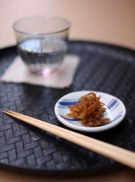 新生姜のしょうゆ煮_f0235919_10078.jpg