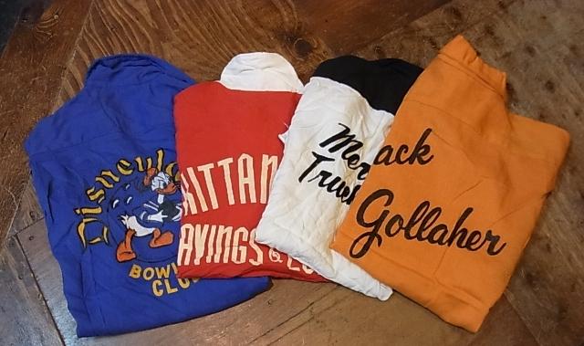 7/23(土)☆シャツ祭り☆#2 50'S BOWLING シャツ色々。_c0144020_2004051.jpg
