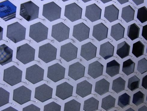 六角形の切りぬいた板_d0085634_11564953.jpg