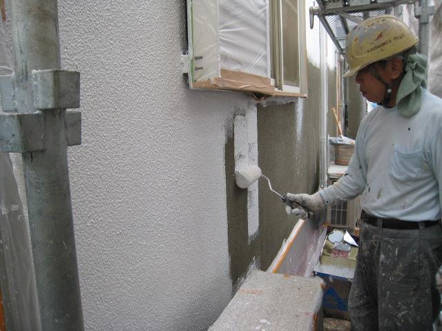 戸建塗装工事10_e0164638_8223810.jpg