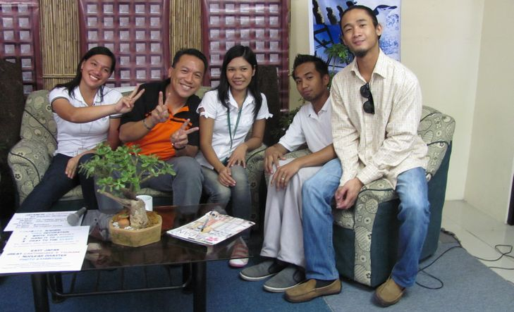 SKY Cable Community channel 12  - ON AIR _a0109542_18563592.jpg