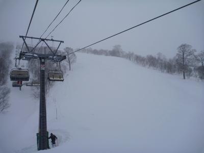【滑走レポ18 2011.1.25】 フリーライディングセッション with RIDE TEAM@かぐら_e0037849_7542654.jpg