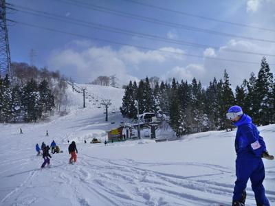 【滑走レポ18 2011.1.25】 フリーライディングセッション with RIDE TEAM@かぐら_e0037849_7551129.jpg