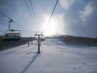 【滑走レポ18 2011.1.25】 フリーライディングセッション with RIDE TEAM@かぐら_e0037849_7574195.jpg