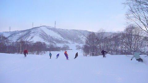【滑走レポ18 2011.1.25】 フリーライディングセッション with RIDE TEAM@かぐら_e0037849_75815.jpg