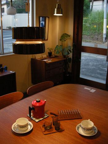 Pendant lamp (DENMARK) & お知らせ_c0139773_19285355.jpg