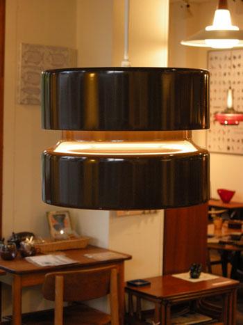 Pendant lamp (DENMARK) & お知らせ_c0139773_1929188.jpg