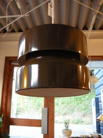 Pendant lamp (DENMARK) & お知らせ_c0139773_19293081.jpg
