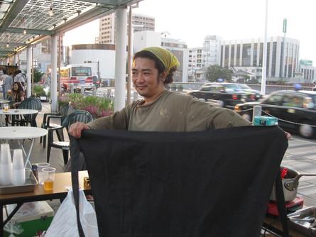 「紫川夜市」(1日目)_a0125419_7391914.jpg