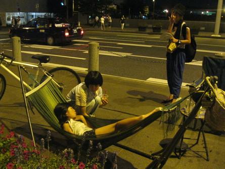 「紫川夜市」(1日目)_a0125419_7415474.jpg