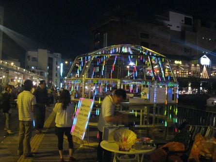 「紫川夜市」(1日目)_a0125419_7463495.jpg