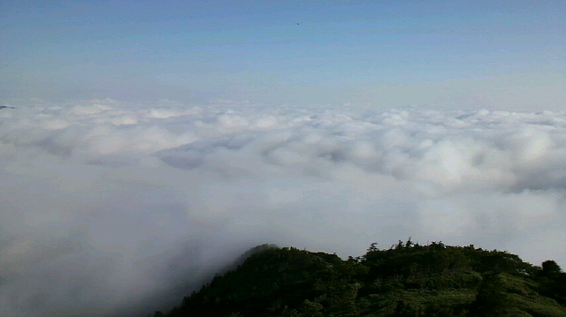 一面の雲海です!_c0089831_7333597.jpg
