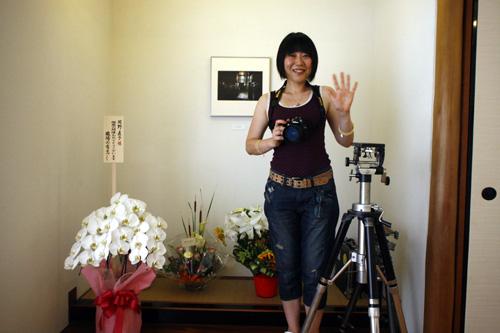 岡野直子写真展『眠る工場』終了しました。_e0158242_1856893.jpg