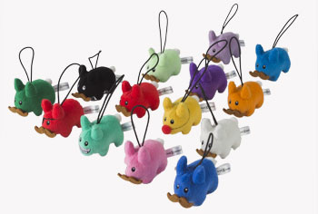 Mini Labbit Plush Series by Kozik_e0118156_215971.jpg