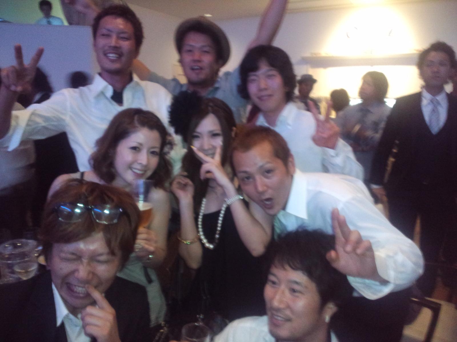 くにくん☆えみちゃん結婚式 2次会_c0151965_16293546.jpg