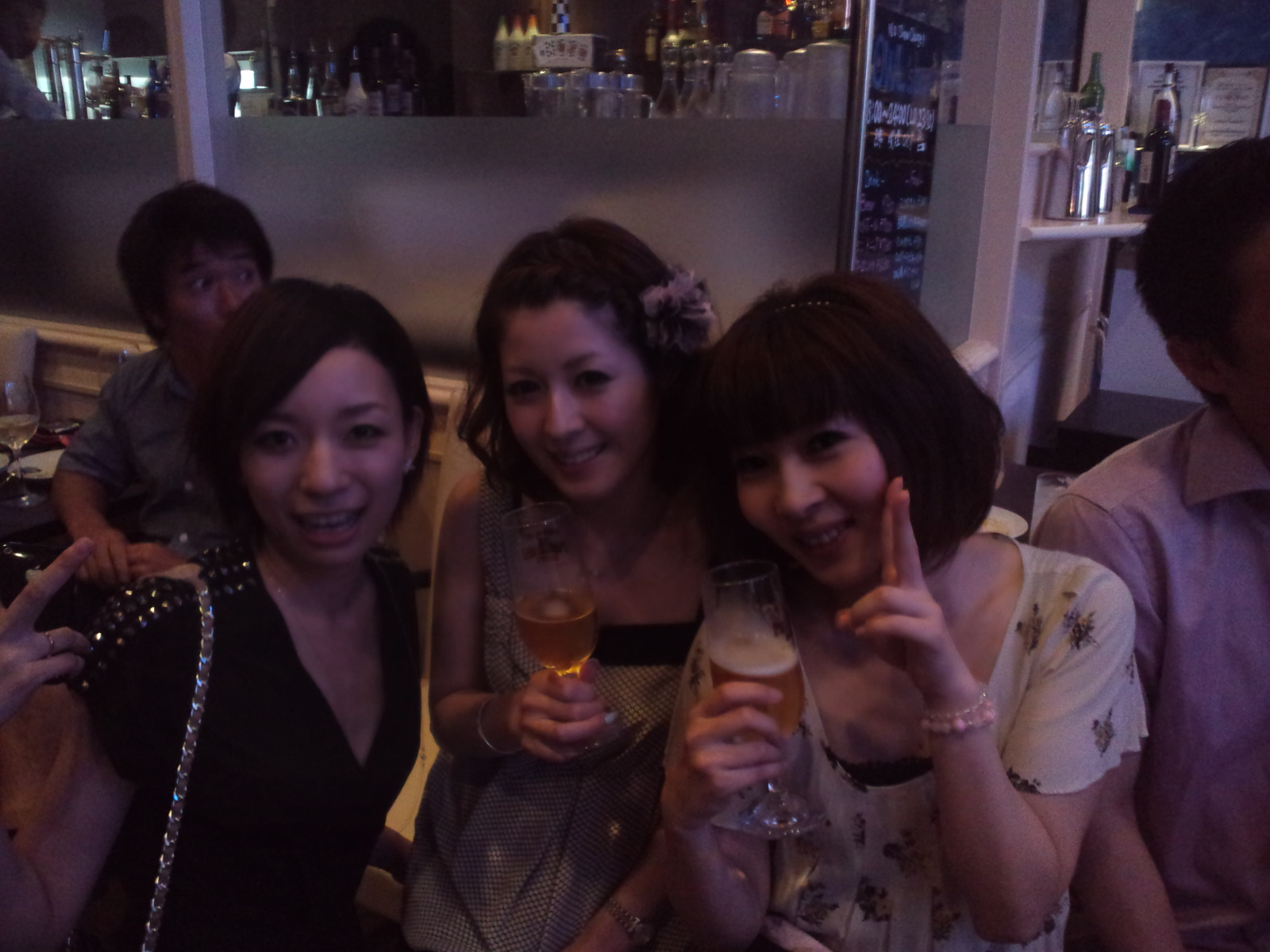 くにくん☆えみちゃん結婚式 2次会_c0151965_16305270.jpg