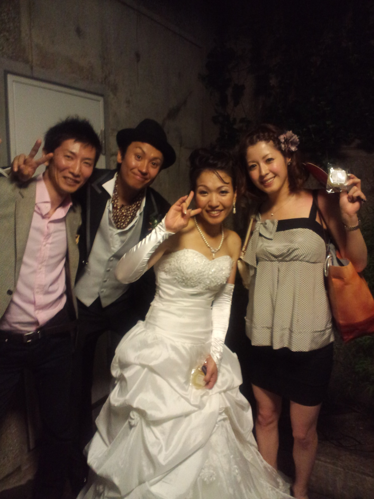 くにくん☆えみちゃん結婚式 2次会_c0151965_16324963.jpg