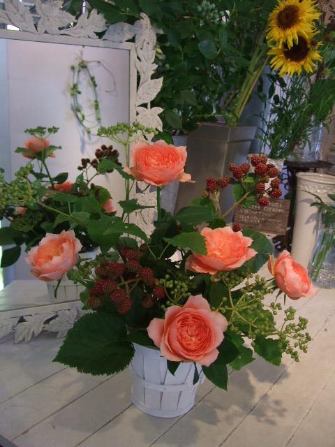 オークリーフ花の教室(岸川さん親子の作品)_f0049672_13163195.jpg