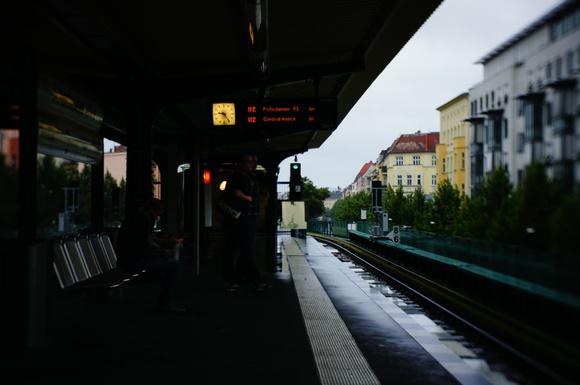 終日雨のベルリン/モダンタイムス_c0180686_19401473.jpg