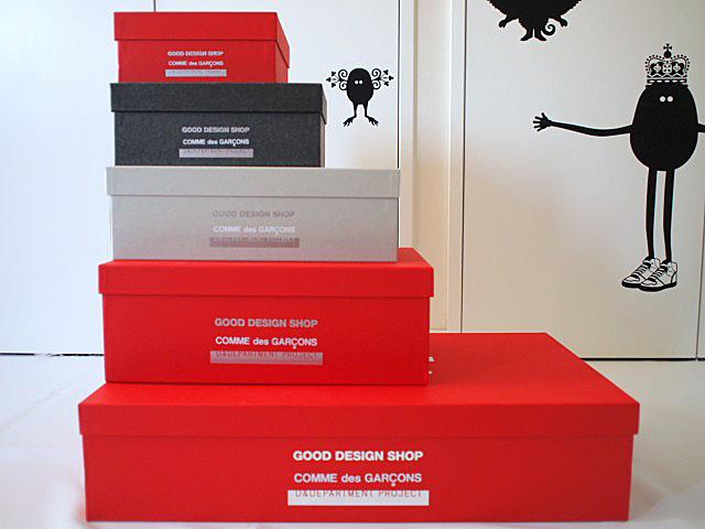 GOOD DESIGN SHOP  COMME des GARCONS x D&DEPARTMENT PROJECT_f0010106_13534083.jpg