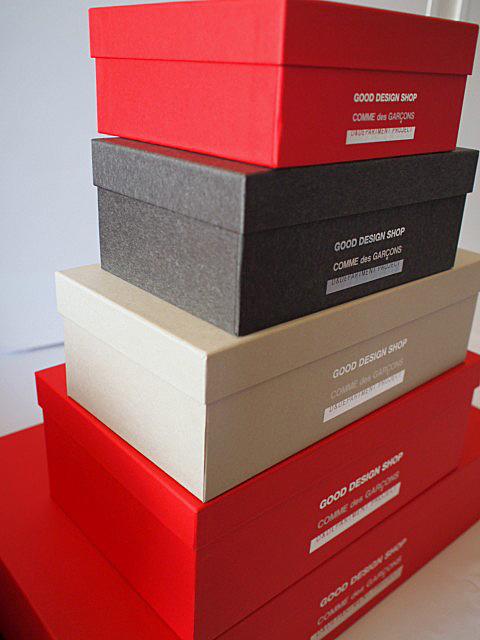 GOOD DESIGN SHOP  COMME des GARCONS x D&DEPARTMENT PROJECT_f0010106_13534748.jpg